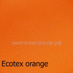 12 Ecotex orange