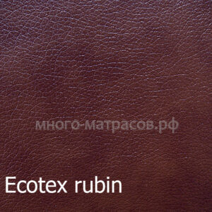 22 Ecotex rubin