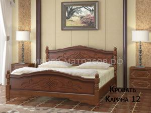 кровать карина 12