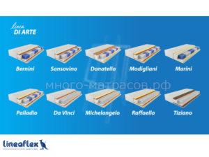 коллекции DiArte Liniaflex
