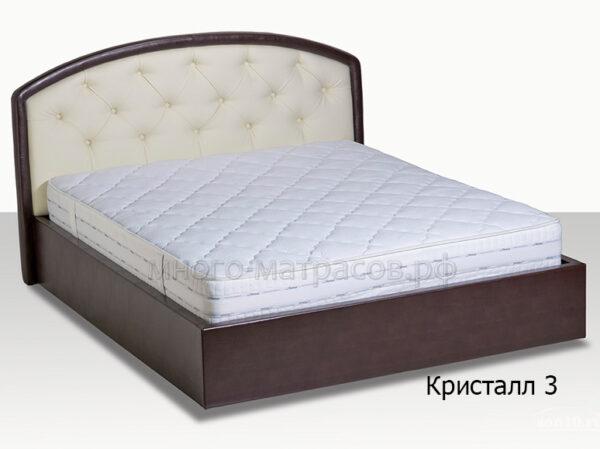 кровать кристалл 3