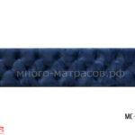 МС-02 мягкая спинка синяя