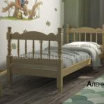 кровать аленка сосна