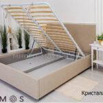 кровать кристалл 1
