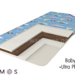 Матрас Беби Ультра Плюс (Baby Ultra Plus)