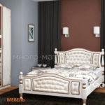 кровать жасмин светлая