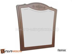 зеркало лотос орех