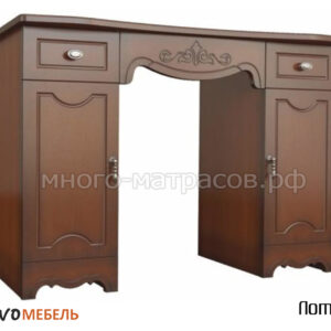 Макияжный стол Лотос (орех)