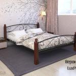 Кровать Вероника Люкс Плюс