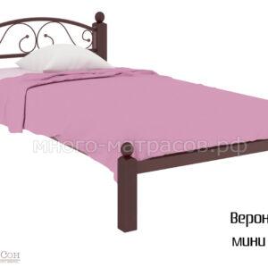 Кровать Вероника Мини Lux (кор)