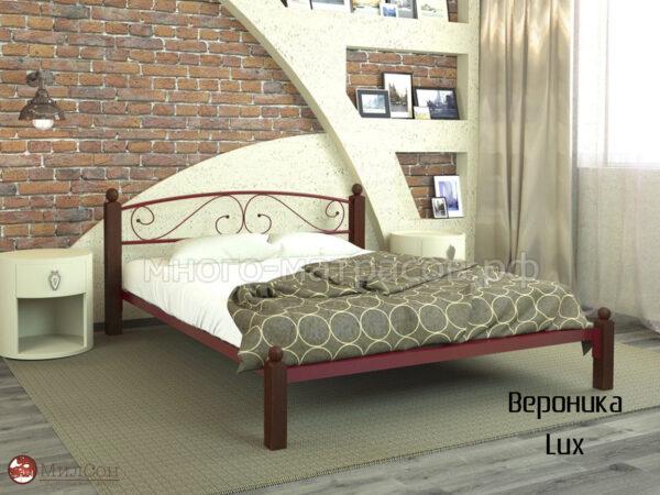 Кровать Вероника Люкс