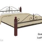 Кровать Диана LuxPlus (мед)