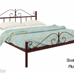 Кровать Диана Plus (кор)