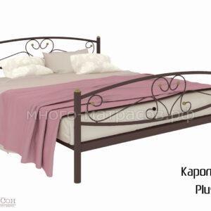 Кровать Каролина Plus (кор)