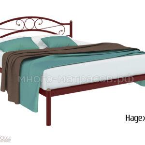 Кровать Надежда (крас)