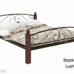 Кровать Вероника LuxPlus (мед)