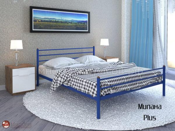 кровать Милана плюс