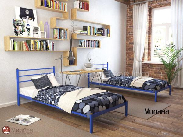 кровать милана односпальная
