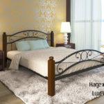 кровать надежда люкс плюс