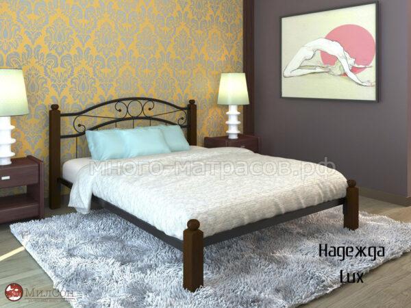 кровать надежда люкс
