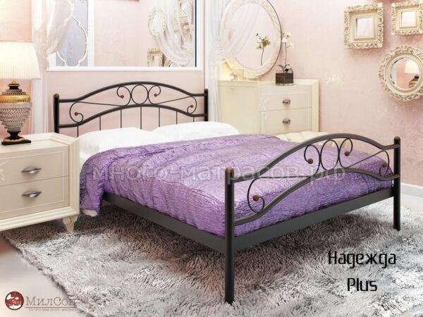 кровать надежда плюс