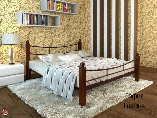 кровать софия люкс плюс