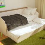 кровать паскаль с ящиками