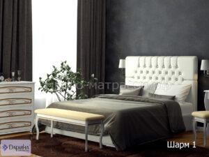 Кровать Шарм 1