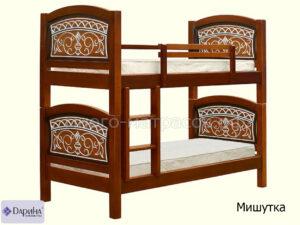 мишутка кровать