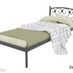 кровать ева черная