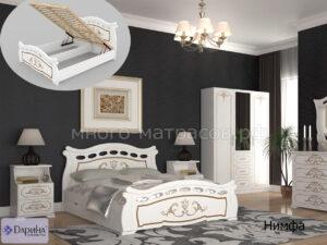 кровать нимфа