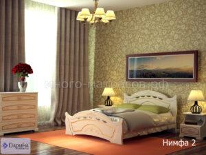 кровать нимфа 2