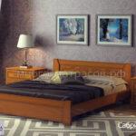 кровать сабрина 1