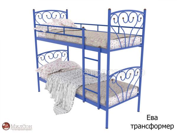 кровать ева трансформер