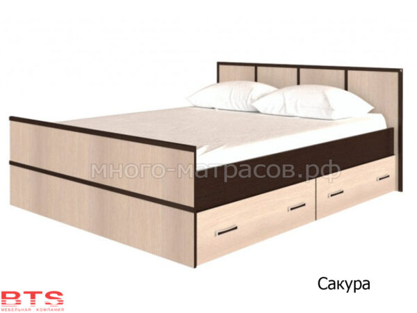 кровать сакура 1,6