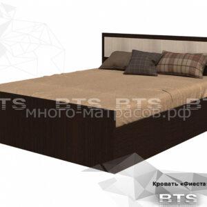 Кровать Фиеста двухспальная
