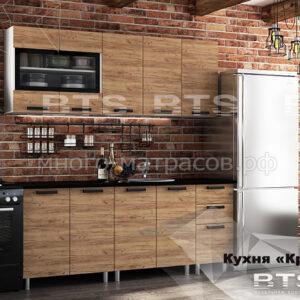 Кухня 2м Крафт