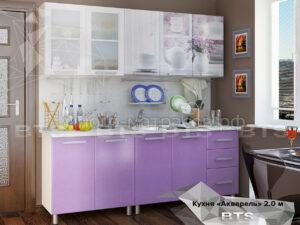 кухня люкс акварель
