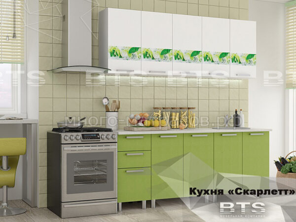 Кухня 2м Скарлетт