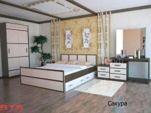 спальня сакура 1 вар
