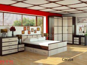 спальня сакура 3 вар