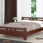 кровать вероника-2 орех