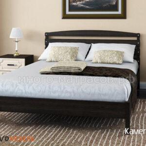 кровать камелия-1 венге