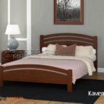 кровать камелия-3 орех