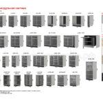 кухни нижние модули