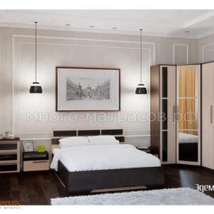 Спальня Эдем-2 (компоновка 3)