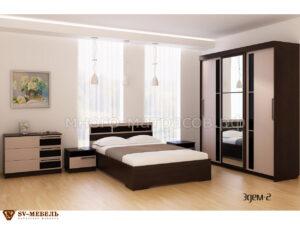 спальный гарнитур эдем-2