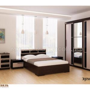 Спальня Эдем-2 (компоновка 1)