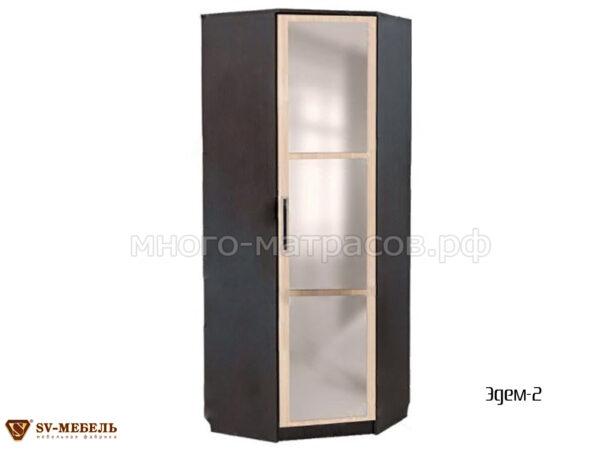 шкаф угловой эдем 2 угловой