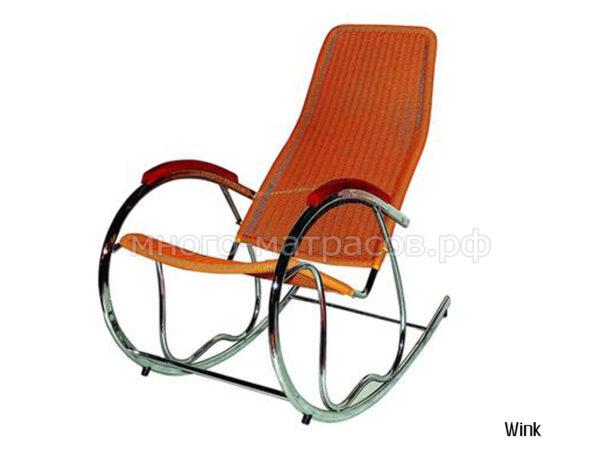 Кресло-качалка Wink ротанг VS-9009-P02